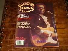 COUNTRY SONG ROUNDUP MAGAZINE FEBRUARY 1978