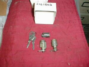NOS MOPAR 1960-2 IGNITION & DOORS LOCK SET MOST MODELS
