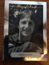 2014 Futera World Series Limited Soccer Card - Holland CRUYFF Mint