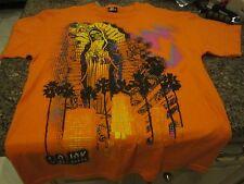 L.A. Ink T-Shirt - Orange - Medium