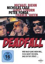 Deadfall von Christopher Coppola mit Nicolas Cage, Charlie Sheen, Peter Fonda