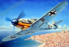 Trumpeter 1/32 Messerschmitt BF 109f-4 Fighter Plastic Model Kit