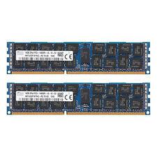 New 32GB (2x 16GB) PC3-14900R DDR3-1866MHz Server Memory RAM ECC REG Registered