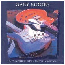 CDs de música rock blues Gary Moore