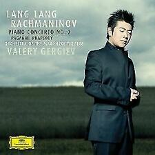 Klavierkonzert 2+Paganini-Rhapsodie von Lang Lang,Gergiev,KIRO (2017)