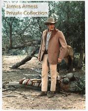 James Arness Private Collection Gunsmoke Marshal Dillon Color  8 x 10