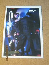 James Bond Archives Tomorrow Never Dies Gold Parallel #75 Brosnan #'d 125     ZJ