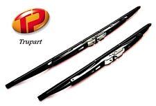 Trupart Universal Wiper Blade Set - High Quality Blades (TV60/TV60)