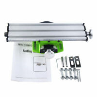 Compound Milling Machine Work Table Cross Slide Bench XY Stroke BG6300 310*90mm