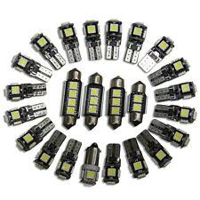 8 LED SMD - VW Bora - Innenraumbeleuchtung Set - Check Widerstand weiß Innenraum