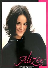 PROGRAMME TOUR BOOK OFFICIEL ALIZEE EN CONCERT 2003 EXCELLENT ETAT MYLENE FARMER