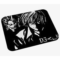Tapis de Souris Death Note 1 Noir et Blanc Manga Anime Japon