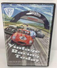 VRT Vintage Racing Today DVD Ben Cissell