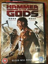 Elliot Cowan, James Cosmo HAMMER OF THE GODS ~ 2013 Bloody Action Epic | UK DVD