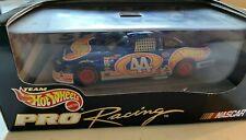 Hot Wheels NASCAR Pro Racing of KYLE PETTY Race Car Blue in Color # 44 Pontiac