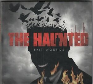 The Haunted - Exit Wounds (Sweden) (CD, Aug-2014, Century Media (USA))