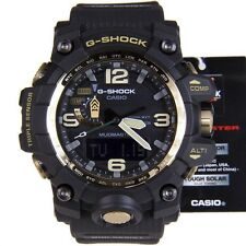 CASIO G-SHOCK FREE EXPRESS MUDMASTER GWG-1000GB-1A BLACK x GOLD GWG-1000GB-1ADR