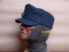 WW2 German Luftwaffe Later Period Field Cap Reproduction