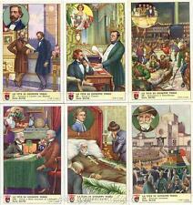 Figurine Lavazza serie n°47 La Vita di Giuseppe Verdi II ANNO 1951 Chromo