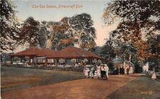 Scotland postcard Pittencrieff Glen, The Tea Rooms