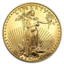 2005 1 oz Gold American Eagle - Brilliant Uncirculated