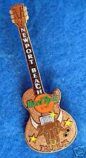 NEWPORT BEACH TAURUS ZODIAC GIBSON GUITAR SERIES ASTROLOGY Hard Rock Cafe PIN LE