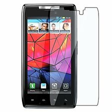 5-pack Crystal Clear Screen Protector for Motorola Droid RAZR XT910 XT912