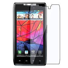 5-pack Crystal Clear Screen Protector for Motorola Droid RAZR XT910 XT912