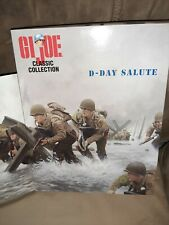 GI Joe Classic Collection D-Day Salute 1997