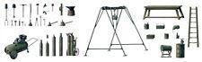 Herramienta de campo 419 Italeri Accesorio Tienda 1/35 Kit plástico modelo escala 1/35
