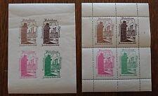 journée du timbre 1943 association philatélique dijonnaise timbres vignettes.