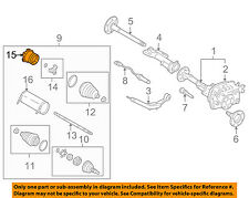 GM OEM-Front Tripot Housing 15295246