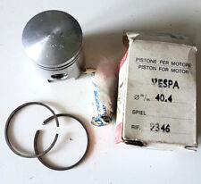 Pistone Completo Asso per Piaggio Vespa diametro Ø 40,4 Originale d'epoca NUOVO
