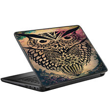 Skins for HP 2000 Laptop Decals wrap - Tribal Abstract Owl