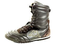 Kappa Hi Top Boot Sneakers Shoe Brown Size 9 US UK. 6.5 EUR.40