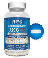 APEX TX5 - Pharmaceutical Grade Ultra Fat Loss Catalyst - Adipex Alternative