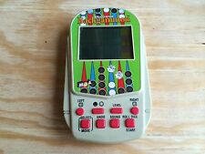 Rare Mga Electronic Backgammon Travel Hand-Held Game! Dice Las Vegas Pocket Game