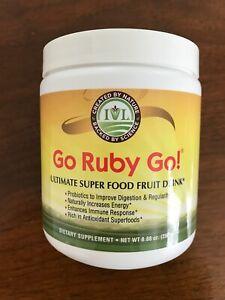 IVL-Go Ruby Go!® - The Ultimate Super Food Fruit Drink-SPECIAL