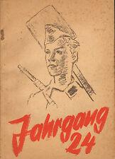 JAHRGANG 24 (ARBEIDSMÄNNER IM KRIEGSJAHR 1942) - Hans Looks und Hans Fischer