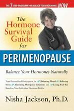The Hormone Survival Guide for Perimenopause : Balance Your Hormones Naturally …