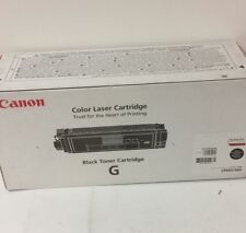 Canon Color TONER CARTRIDGE G, 1515a003 NERO/BLACK PER CP 660/680 ecc.