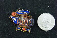 SAMSUNG RADIO SHACK 500 TEXAS MOTOR SPEEDWAY MARCH 30, 2003 NASCAR PIN