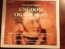 Dupuy: Ungdom og Galskab, etc / Schonwandt, Mai-Mai,...