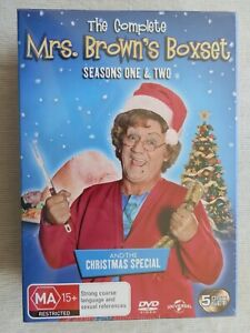 DVD - Mrs Brown's Boys DVD Box Set Seasons One & Two Plus Christmas Special