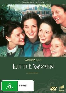 Little Women DVD - Claire Danes, Winona Ryder - New & sealed