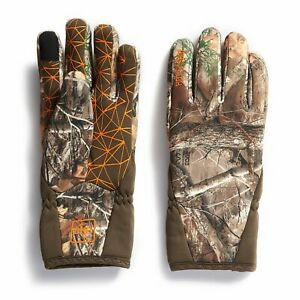 Men's Striker Thermal CHR Touch Glove - Realtree Camouflage Camo Gloves