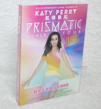 Katy Perry The Prismatic World Tour Live Taiwan DVD w/BOX