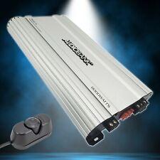 Audiobank Monoblock 8000 Watts Amp Class D 1ohm Car Audio Stereo Amplifier P8001