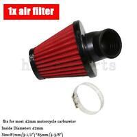 42mm Performance Air Filter for 150cc-250cc ATV Go Kart Dirt Bike GY6-150 PZ30