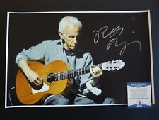 Robby Krieger The Doors Signed Autographed 11x17  Photo Beckett Certified #4